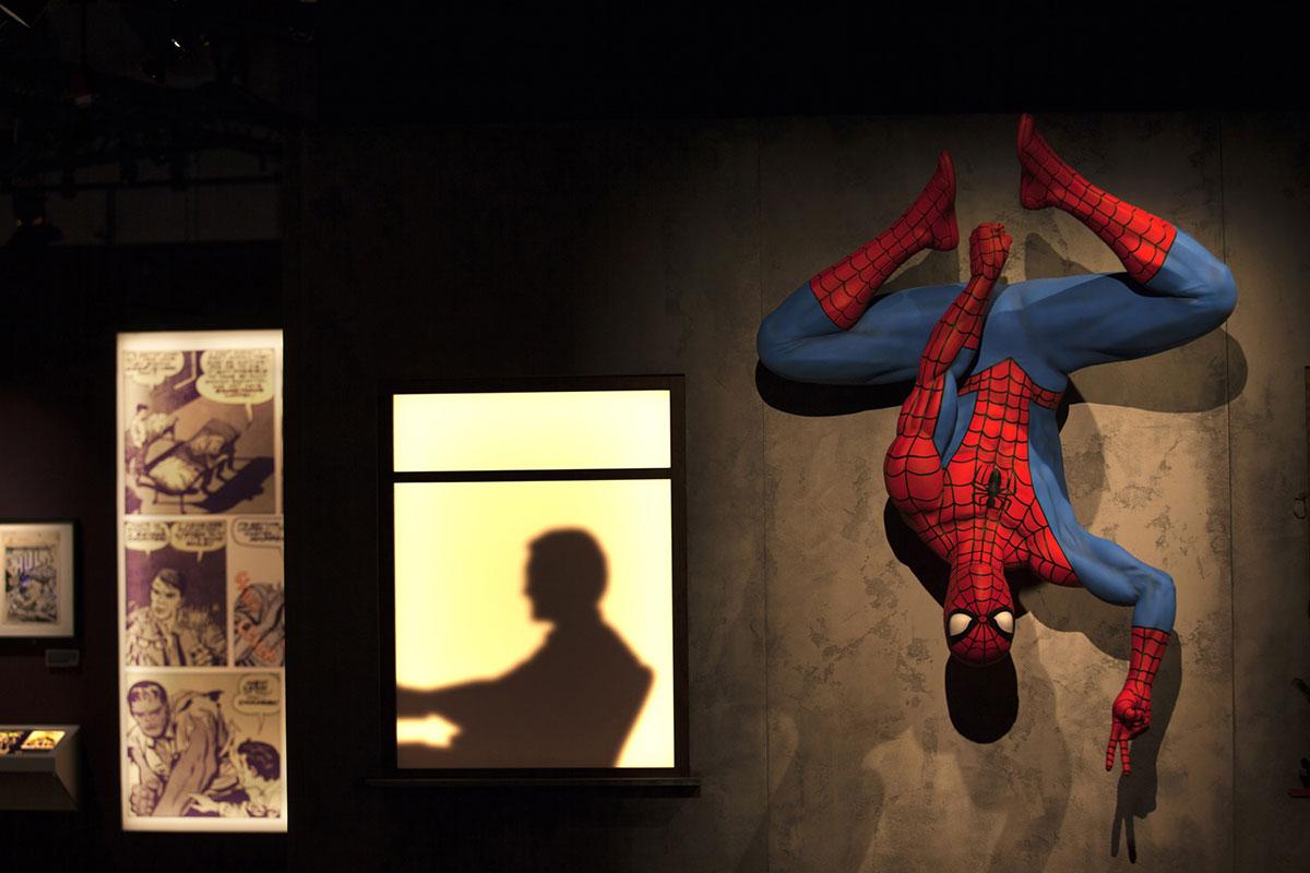Philadelphia: Wo Einhörner und Spiderman zusammentreffen