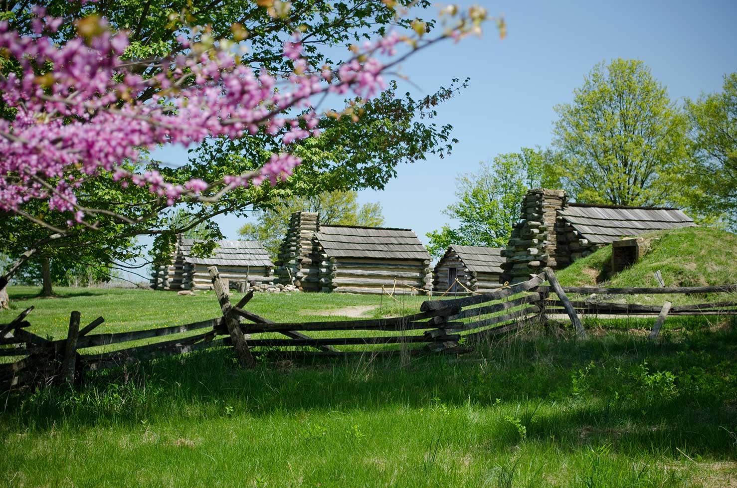 Countryside of Philadelphia: bewegende Zeugnisse amerikanischer Geschichte