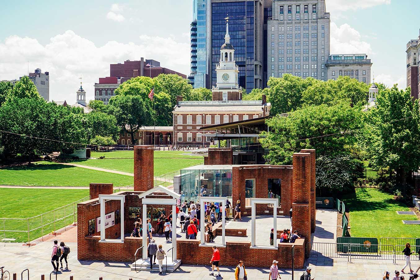 Philadelphia for Free: Kostengünstig durch die geschichtsträchtige US-Metropole
