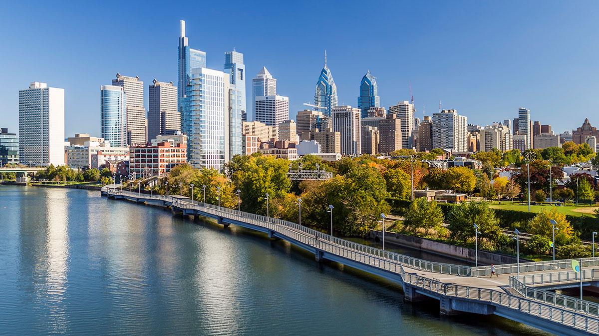 Das Philadelphia Convention & Visitors Bureau zieht eine positive Bilanz für 2018