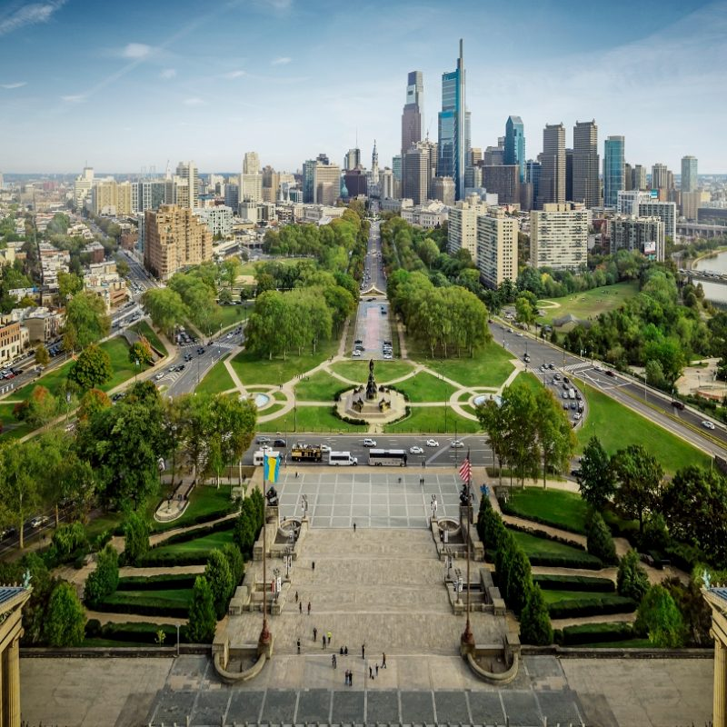 Frankly_Shoot_Drone_2018_001_ArtMuseum_Skyline_Credit PHLCVB