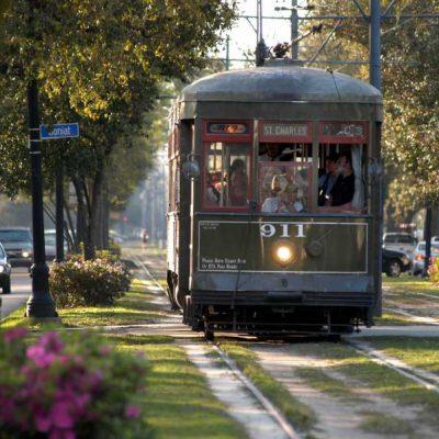 New-Orleans-Streetcar-by-Cheryl-Gerber